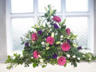Wedding flowers for church or chapel